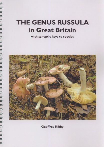 Russulas in Great Britain