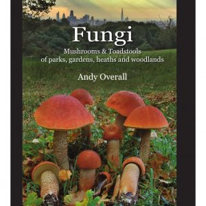 Fungi book cover Andy Overall
